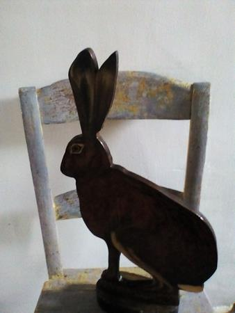 Hare & Chair